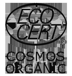 Logo Ecocert Cosmos Organic - certification Biologique