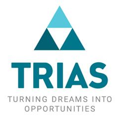 Logo de l'ONG TRIAS