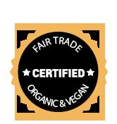 Certified organic, fair trade and vegan shea butter