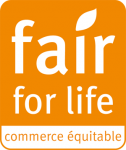 Logo Fair For Life - certification Equitable